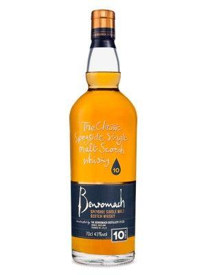 #Benromach 10 yo