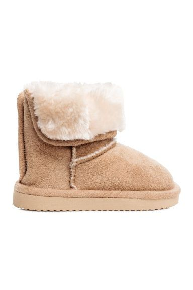 daf92b34 Botines con forro cálido | Baby Clothes | H & m, Ropa, Moda infantil