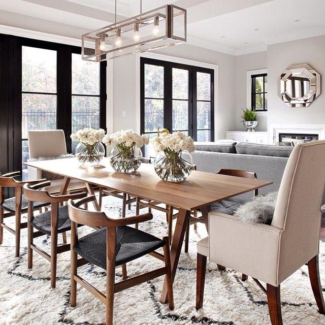 Dream dining area