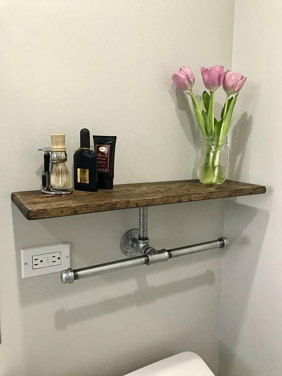 Combination Toilet Paper Holder And Grab Bar For Small Bathroom: 25+ Best Ideas About Rustic Towel Bars On Pinterest