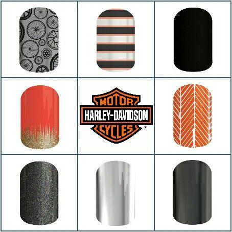 Jamberry Harley Davidson