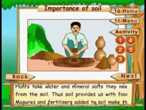 10 best images about soil conservation poster contest on for Soil information for kids