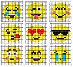 """Mit HAMA-Perlen kannst du die Herbst-Trends 2016 in deine Wohnung holen. Bastele süße """"Findet Dory""""-Deko und lustige """"Emoji""""-Anhänger aus den bunten Bügelperlen. - Einfach abzählen und Nachbauen :)"""