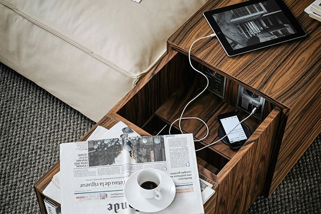 Philippe Starck Designs MyWorld Lounge System for Cassina | HUH.