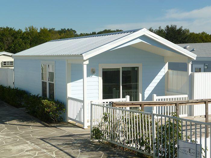 Sanderling Floor Plan || Mobile Homes || Florida & Gerogia