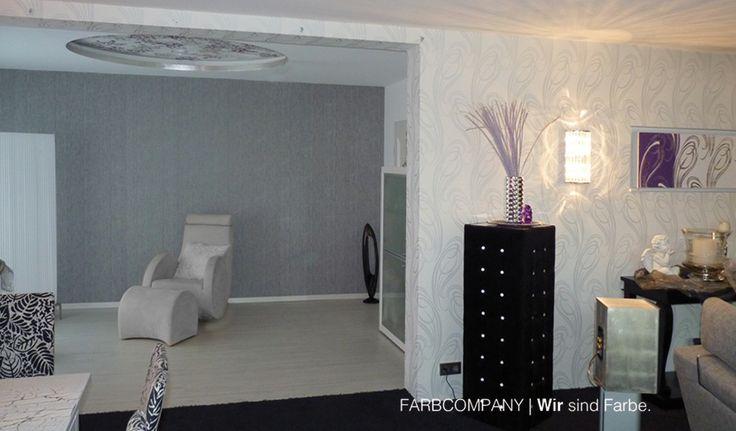 11 best Farbkonzept - Renovierung eines Wohnzimmers in Hannover mit - fliesen tapete küche