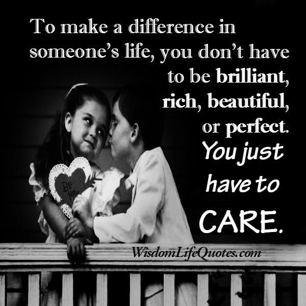 Quotes About Caring For Someone: 70 Best Images About Care Quotes On Pinterest