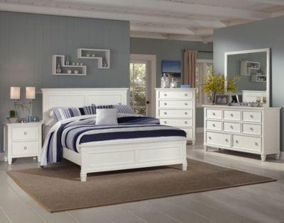 Homemakers Furniture: King Bed, Dresser, Mirror U0026 Nightstand: New Classic:  Bedroom