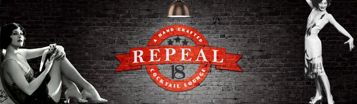 Repeal 18 - https://www.topgoogle.com/listing/repeal-18/ - Welcome toREPEAL 18, a hand crafted cocktail lounge, with a prohibition-era theme inside. All of our specialty drinks are made to order, and we use the freshest ingredients to make them. We have new concoctions, as well as modern takes on old favorites, such asOld Fashioneds, Gin Rickeys, Manhattans, Sidecars, Sazeracs,