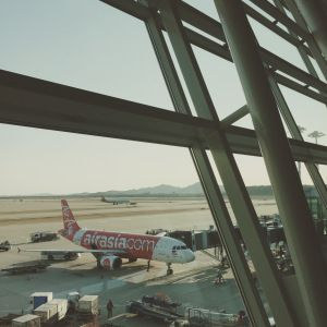 BBM KOREA || Incheon, Korea || Flying to Bangkok