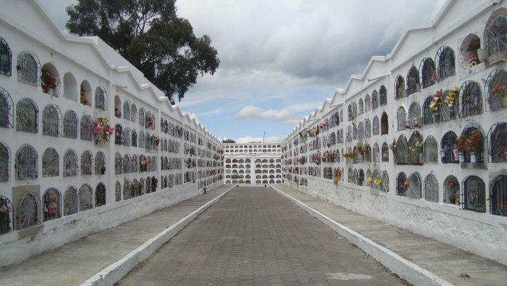 Cementerio de Tucán. Ecuador