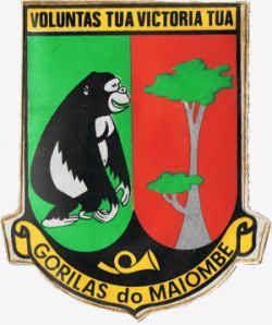 Batalhão de Caçadores 11 Cabinda Lândana Angola