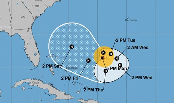 """Hurricane Jose LIVE: 11pm replace from the Nationwide Hurricane Heart - NOAA newest pathThe 11pm EDT update, from the NHC, said Hurricane Jose is expected to lose its strength as it stalls well east of the Bahamas over the next few days. Here is a breakdown of the update.  NHC update: The forecast track  The NHC said: """" At 1100 PM AST (0300 UTC), the center of Hurricane Jose was located near latitude 27.1 North, longitude 69.5 West. NHC Hurricane Jose is staggering well east of the Bahamas…"""