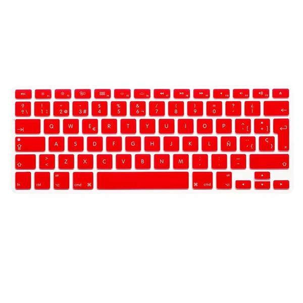 Silicone Keyboard Protective Film For Macbook13.3 15.4