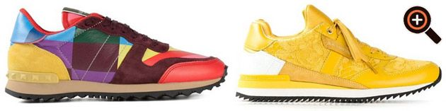Sneaker Damen – Balenciaga, Gucci, Margiela, MCM, Lacoste, Adidas, Puma