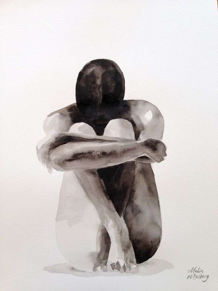 Thinking 2. Artist Malin Mossberg