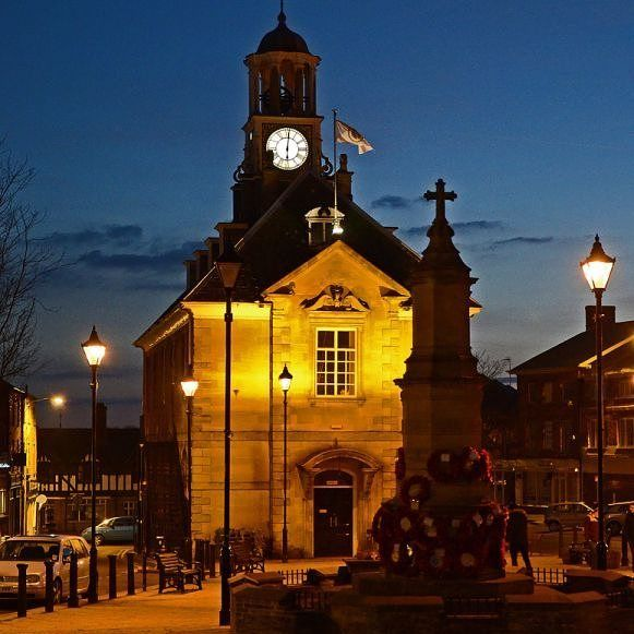 September will be your very last chance to see Brackley Town Hall in Northamptonshire before it closes for regeneration - see the hidden treasures and take a tour of the attic! #heritage #heritageopendays #brackley #northamptonshire #brackleytownhall #localgovernment