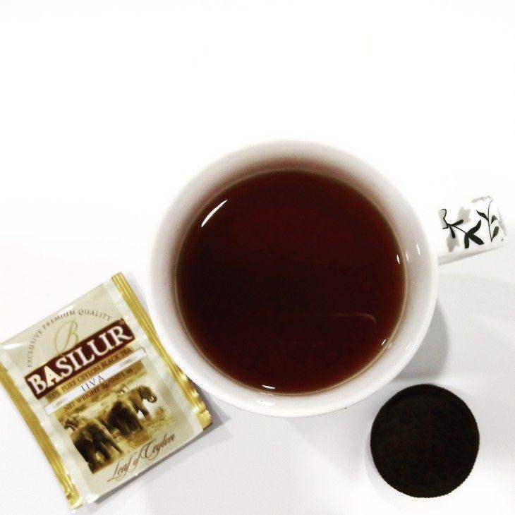 Słodkości z rana.. :) #basilur #basilurtea #basilurpoland #teatime #czasnaherbate #tealover #teaevening #teabags #srilanka #glutenfree #gmofree #veganok #premiumtea #teaparty #blacktea #exclusive