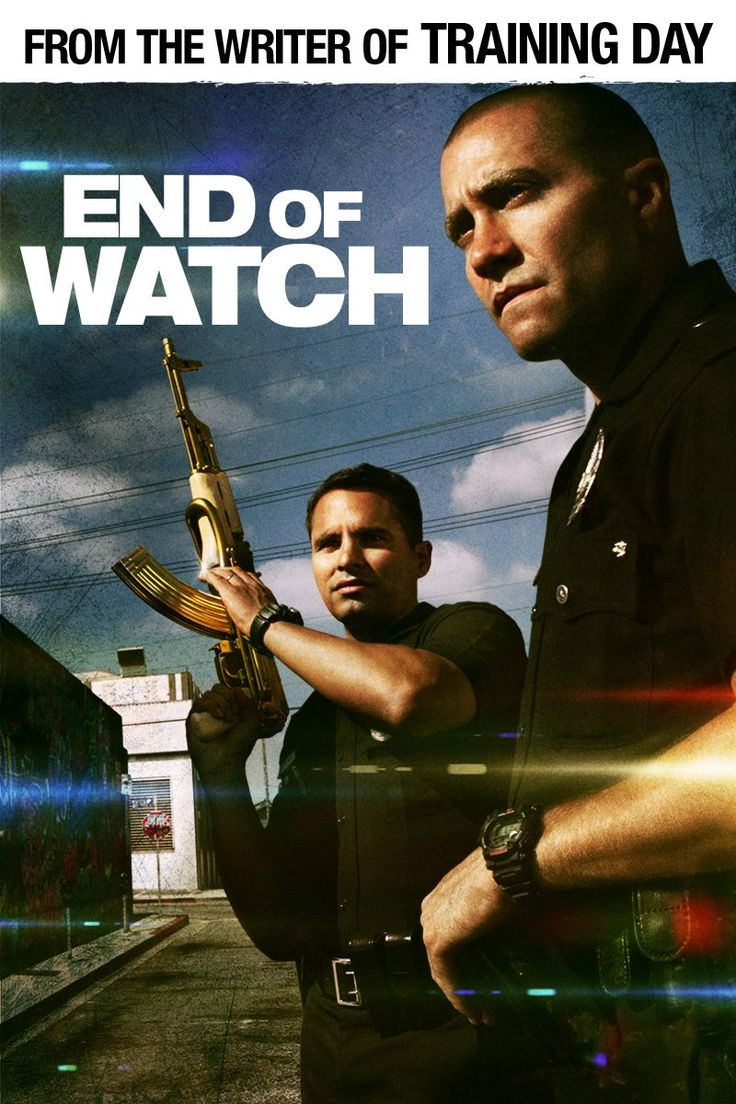 End of Watch - the pov does get annoying in parts but for the most part works. Thought he should have died at the end!