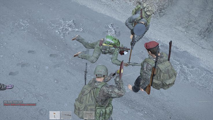 Error! One of the teams in DayZ Standalone #dayzsa