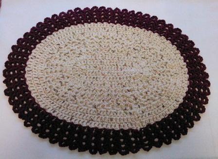 The 18 Best Free Crochet Placemats Images On Pinterest Crochet
