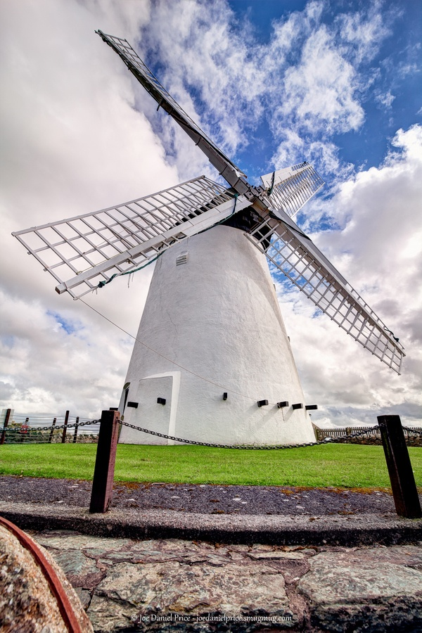 Llynnon Mill, Anglesey, Wales