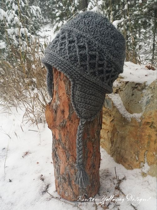 Stay warm and cozy on the slopes this winter with the Snow Country Ski Hat! Pattern is written for adult ladies, but can be adjusted by changing hook size.
