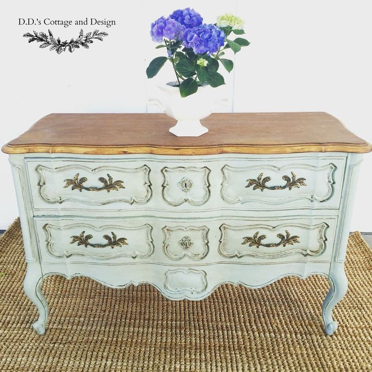 French Provincial Buffet Makeover. 17 Best images about Painted French Provincial Furniture on