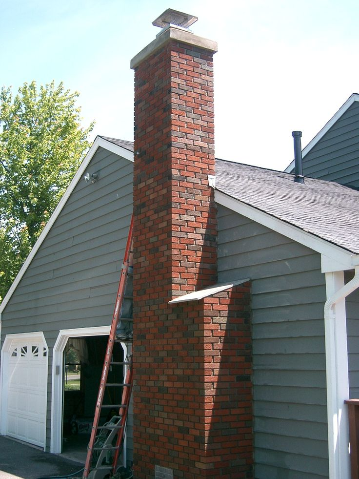 Painted Brick House Exterior