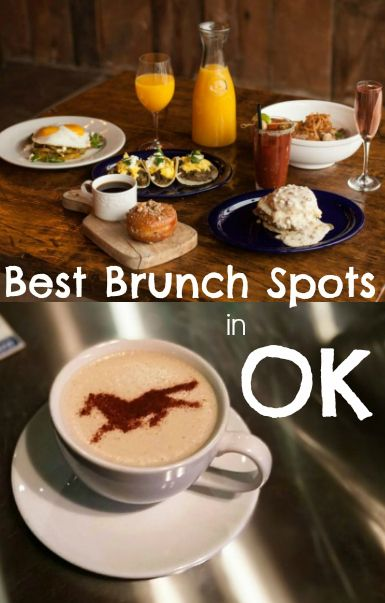 Brunch was made for the weekend, and these restaurants in Oklahoma City, Tulsa and across the state serve it up right.