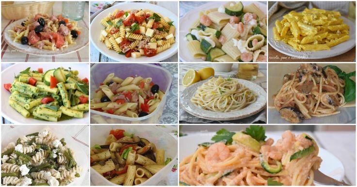 Le+15+Ricette+di+Pasta+Fredda+Veloce+migliori