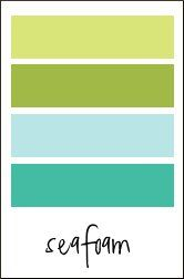 That's it. I'm redecorating. Starting with the paint :) Check out these color pallets!