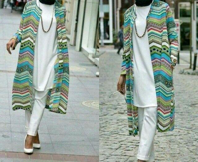 Hijab Fashion 2016/2017: . Hijab Fashion 2016/2017: Sélection de looks tendances spécial voilées Look Descreption