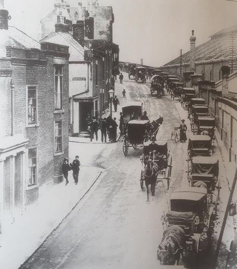 Terminus Road, 1904