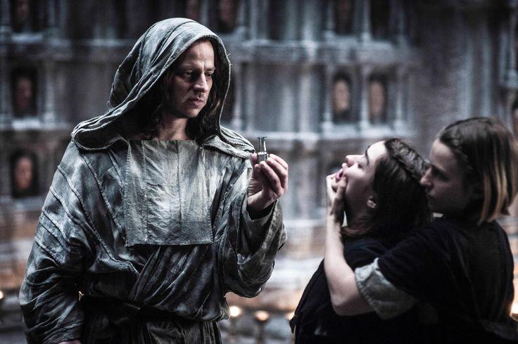 Game of Thrones Actor Tom Wlaschiha talks Jaqen H'ghar