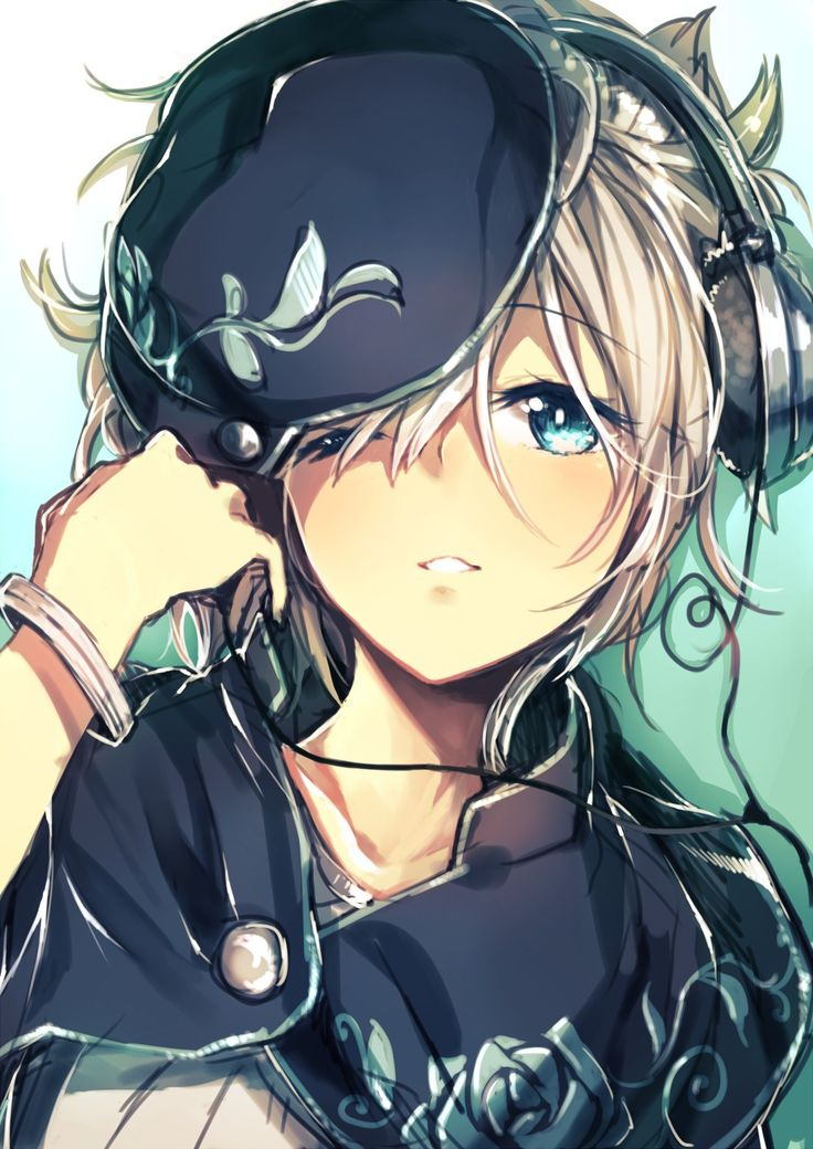 Cool Anime Girl Anime Girls Girls Hats Vocaloid Fun Anime Characters Anastasia Anime Art Animation