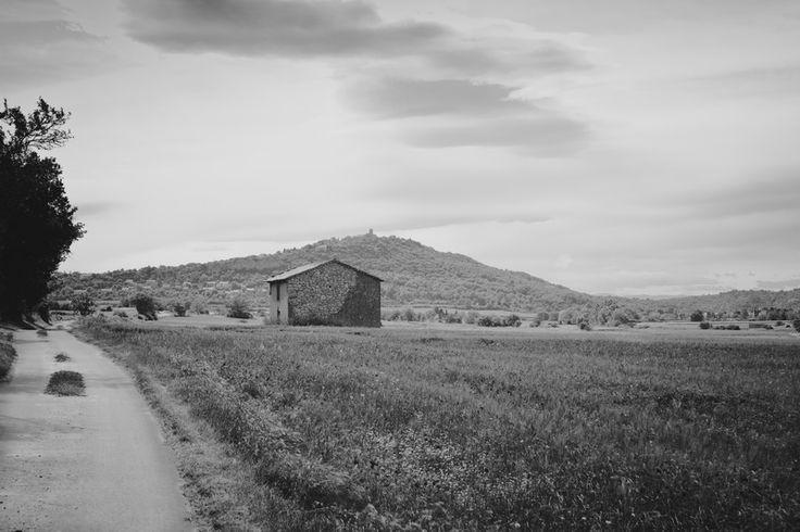 """Saint Julien le Montagnier (83) en Provence. """"Le plan"""" par Muddy photography http://www.flickr.com/photos/escucha/"""