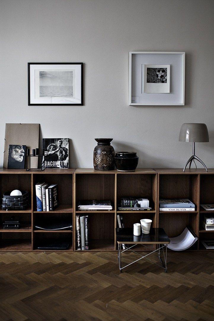 Spacious home with classic pieces - via cocolapinedesign.com