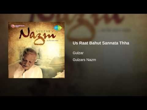 Us Raat Bahut Sannata Thha - YouTube