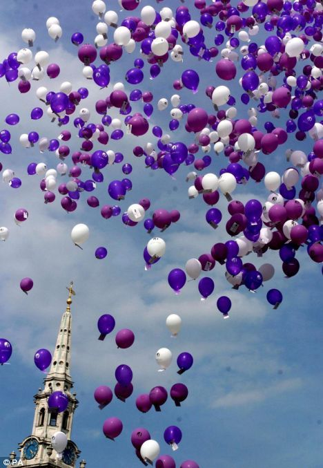 Ban: A charity wants mass balloon releases banned because they can kill marine animals and birds