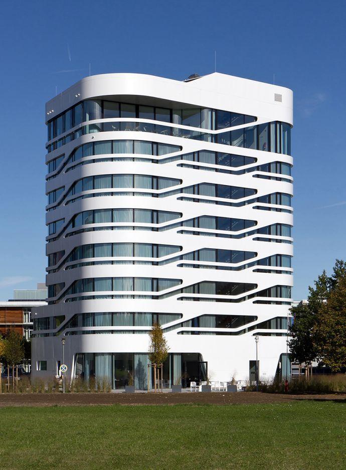 IZB Residence, Germany / Stark Architekten