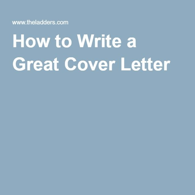 Best 25+ Great cover letters ideas on Pinterest Resume, Cover - avoid trashed cover letters
