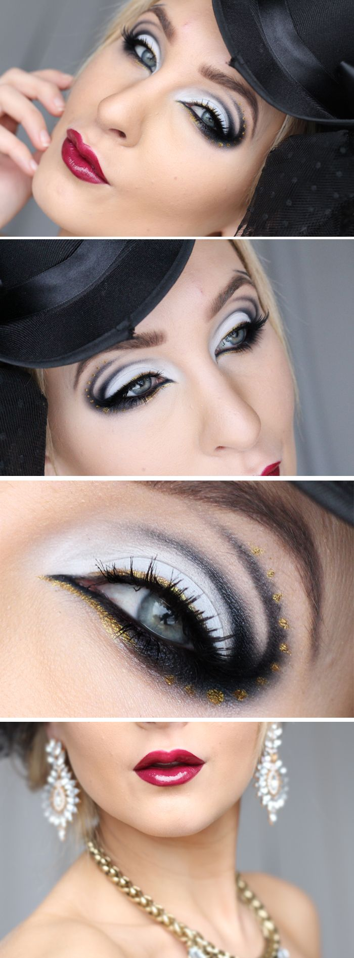 Dagens makeup – CABARET | Helen Torsgården – Hiilens sminkblogg