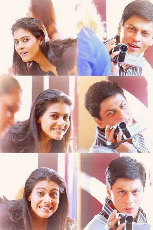 Shah Rukh Khan and Kajol - My Name is Khan (2010)