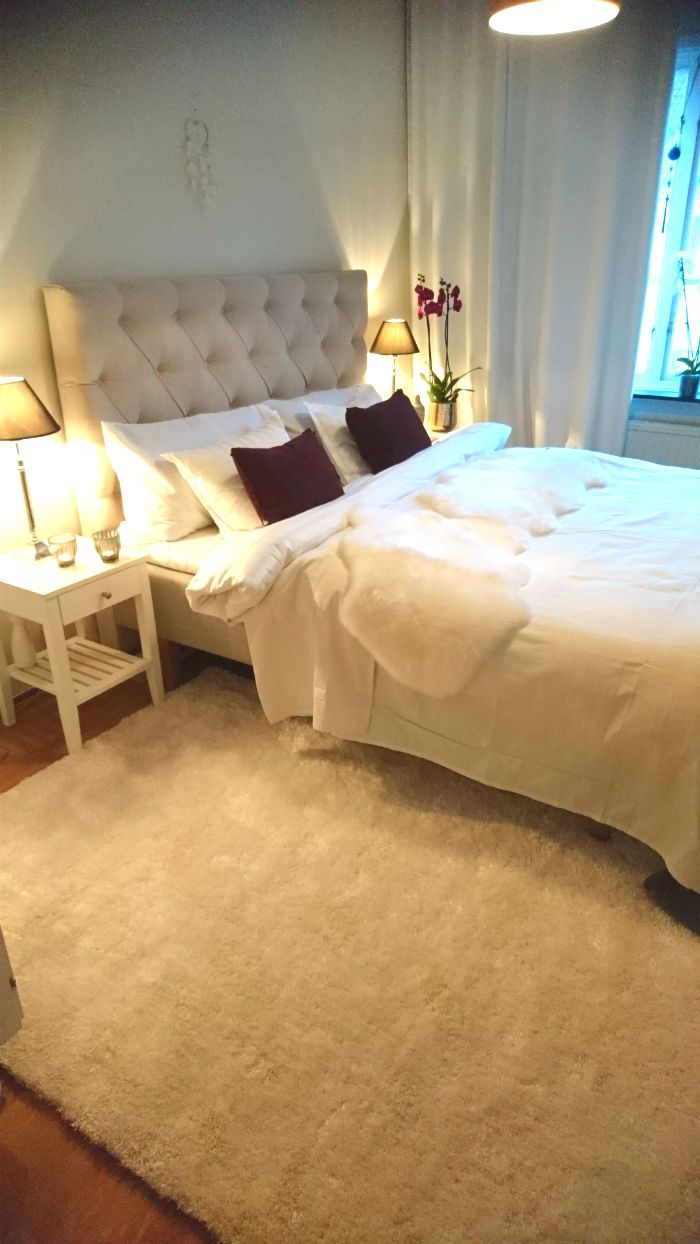 Få lyxig hotellstil i sovrummet billigt med JYSK inredning