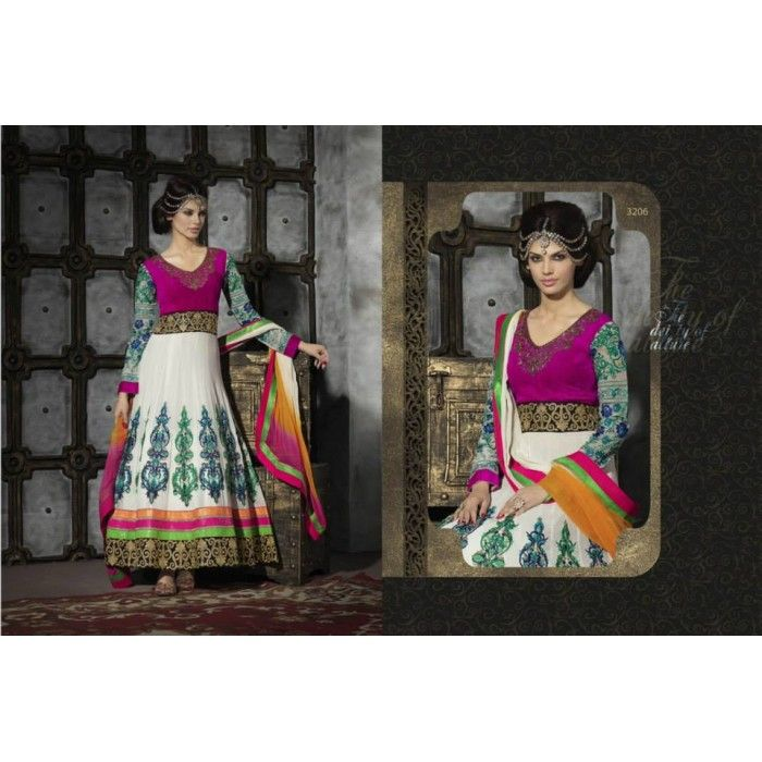 Glamorous Touch Designer Salwar Kameez at $115 With free shipping offer.