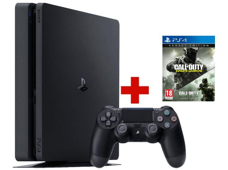 génial PLAYSTATION PS4 Slim 1 TB Noir + Call of Duty Infinite Warfare Legacy Edition (9882558) chez Media Markt Plus de jeux ici: http://www.paradiseprivatehospital.com/boutique/ps4/playstation-ps4-slim-1-tb-noir-call-of-duty-infinite-warfare-legacy-edition-9882558-chez-media-markt/