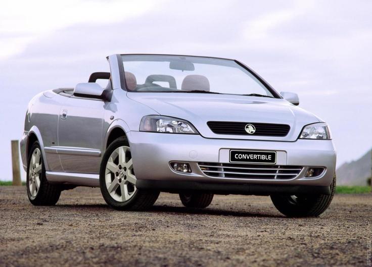 2003 Holden Astra Convertible