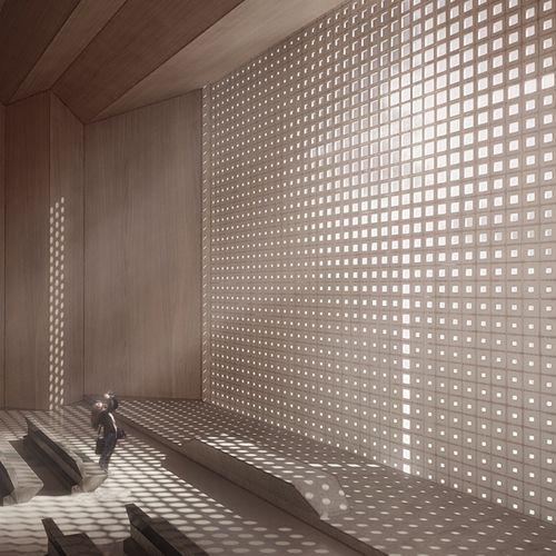 slovarchzine:  interior by Frantisek Kudivani