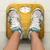 The Golden Rules of Weight Loss for Runners by Sarah Lorge Butler for Runners World.  Her first tip: Log not only your exercise info such as miles and times, but also all of your food intakes including what, where, and why you ate what you did.  This will help you to recognize bad habits like unnecessary snacking, eating too fast, or not paying attention to nutrition.